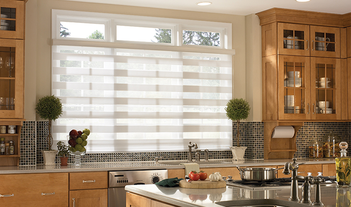 Modern Kitchen Blinds 5 modern kitchen window treatments to replace old curtains