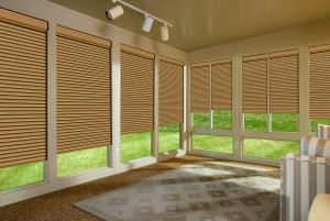 Eco Friendly Faux-Wood-Blinds zebrablinds