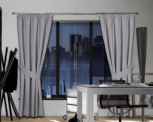Curtains-For-Long-Windows - Zebrablinds.com