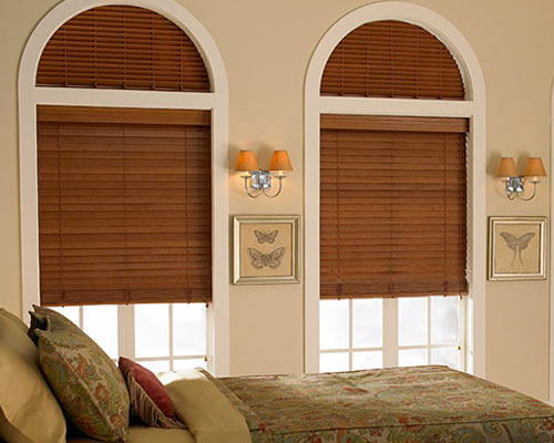 Automatic-Wooden-Blinds - Zebrablinds.com