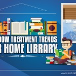 Window Treatment Trends for the Home Library