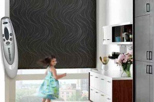 Safety-With-Motorized-Roman-Shades - Zebrablinds.com