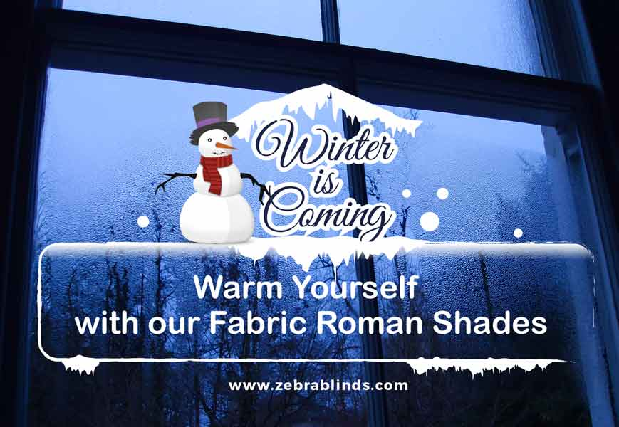 Warm-Yourself-With-Our-Fabric-Roman-Shades - Zebrablinds.com