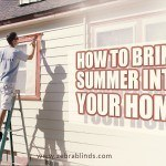 How to Bring Summer Into Your Home