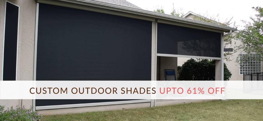 Custom Outdoor Sunshade