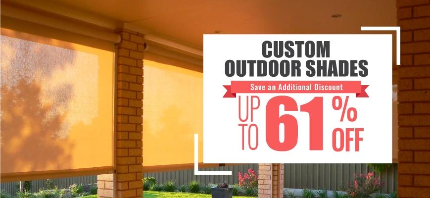 Custom Outdoor Shades
