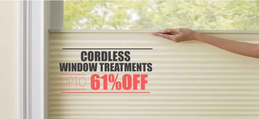 Cordless Window Treatments