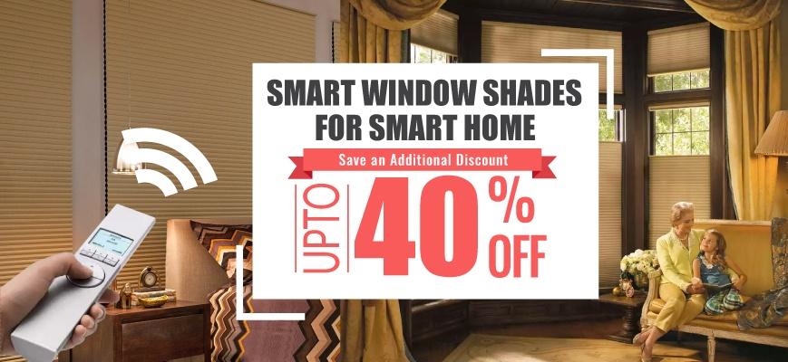 Smart Window Shades
