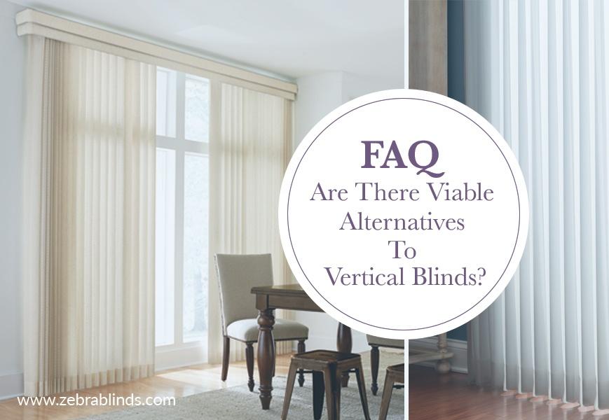 Vertical Blind Alternatives