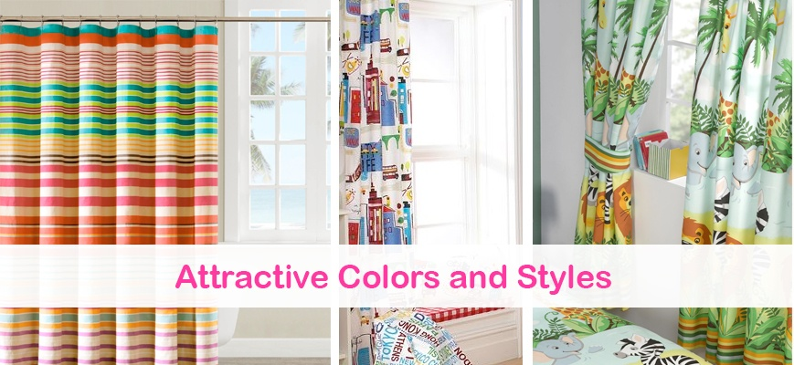 Attractive Colors and Styles