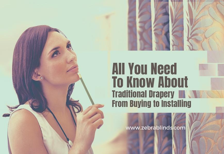 Traditional Drapes