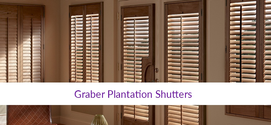 Graber Plantation Shutters