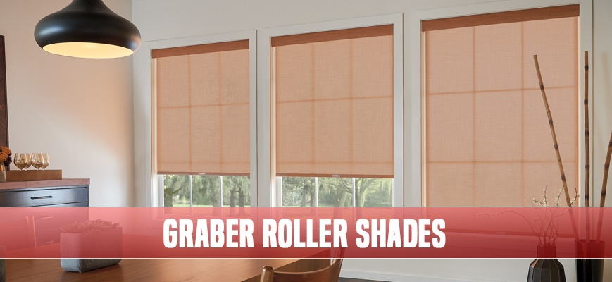 Graber Roller Shades. Graber Roller Shades. Window Coverings Can Also  Insulate Your Home ...