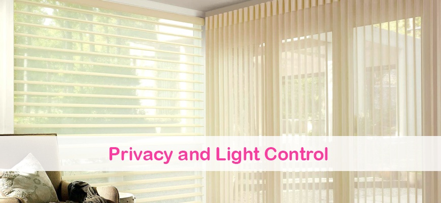 Privacy and Light Control