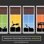 Window Treatments for All Seasons