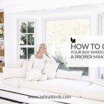 How to Give Your Bay Window Seat a Proper Makeover