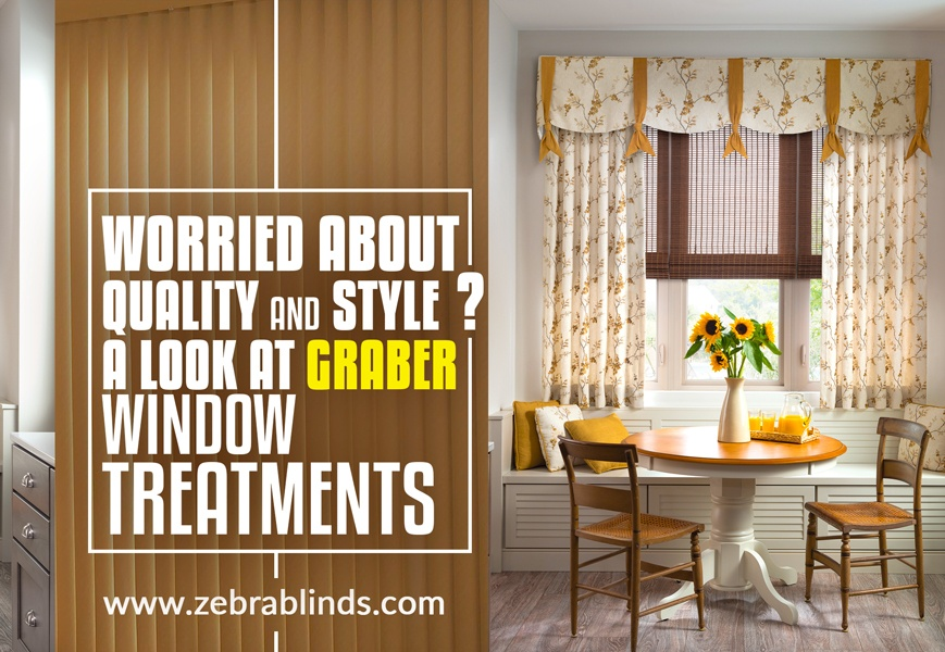 Charmant Graber Window Treatments