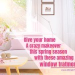 Magical Makeover to Your Living Room This Spring!