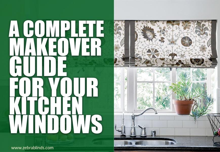 Best Blinds for Kitchen Sink Windows