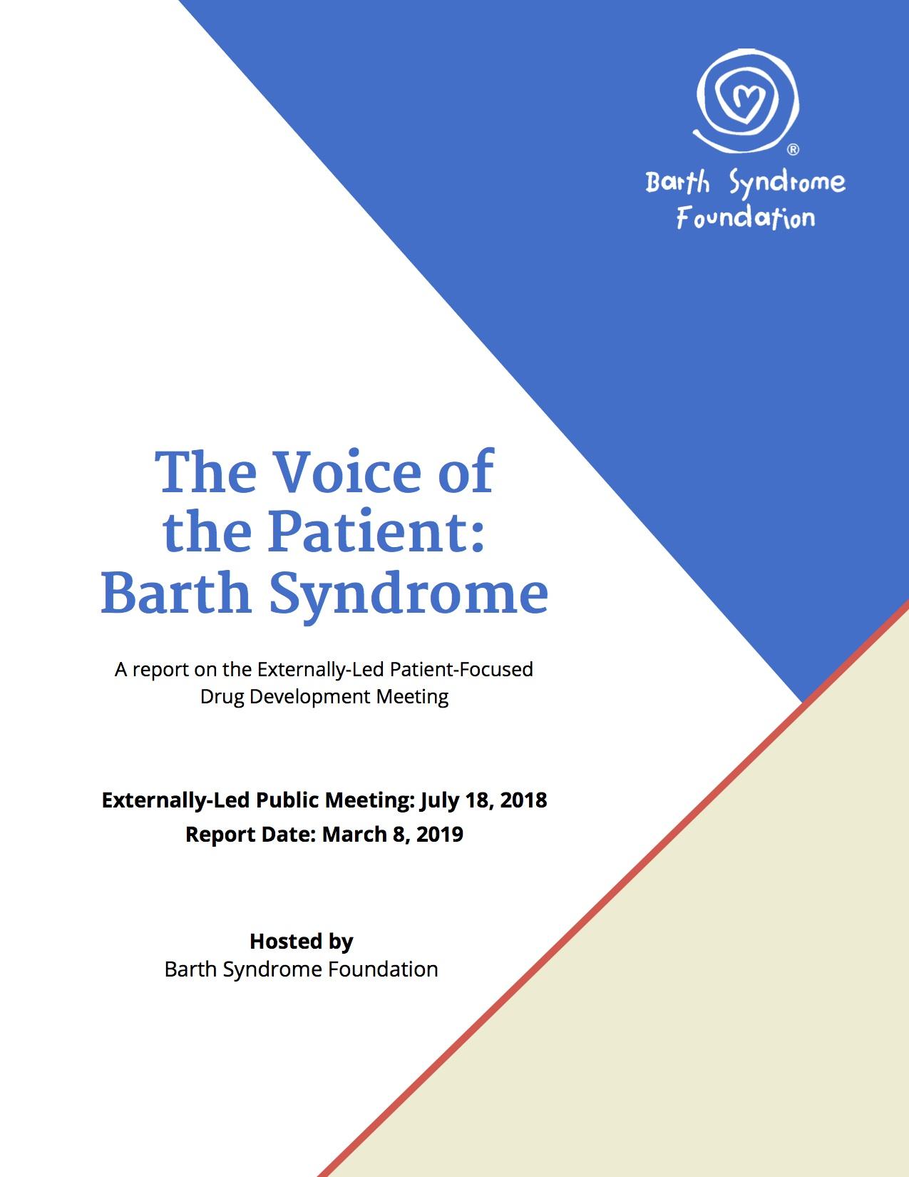 Barth Syndrome Foundation