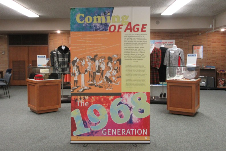 Coming of Age Exhibit on display at BECHS