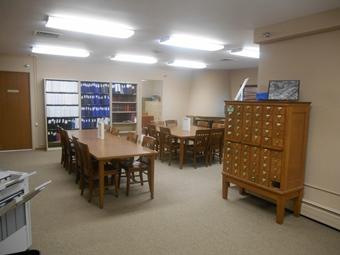 Research & Genealogy Center
