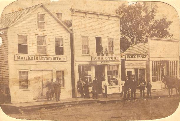 Front Street, 1860s