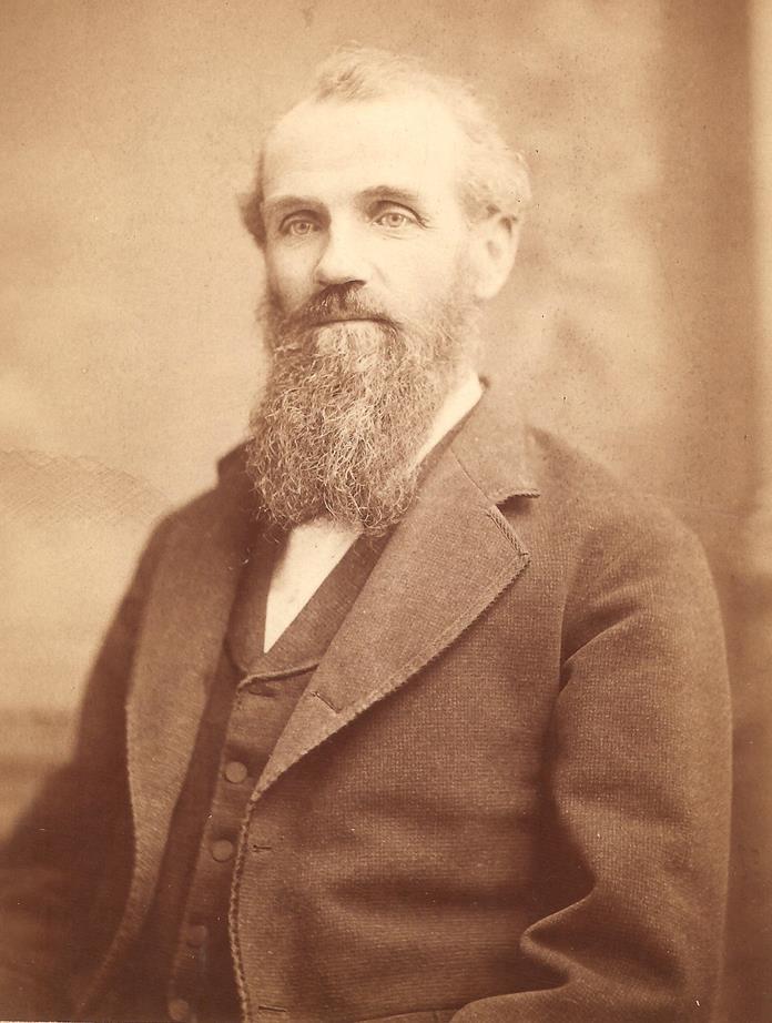 George Marsh, postal carrier