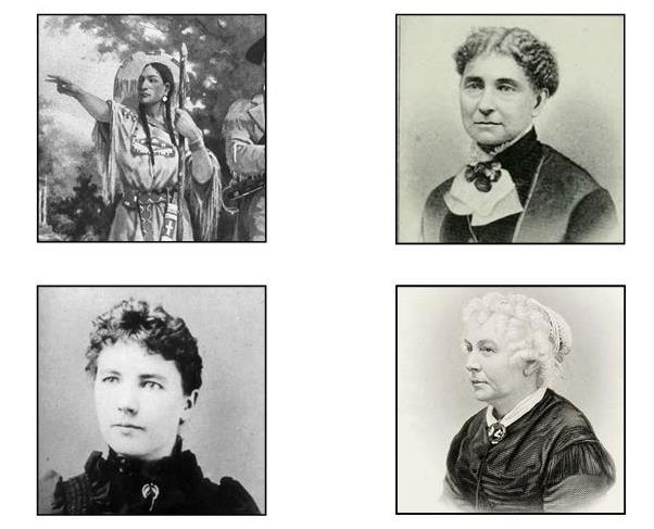 Awesome Women in History