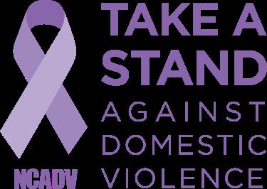 Domestic Violence Awareness Month logo