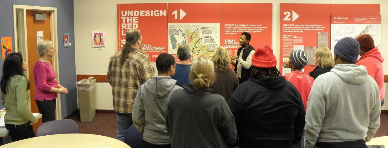"""""""Undesign the Redline"""" staff horiz., 11/14/18"""