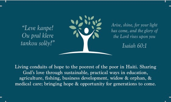 Community Blog — Community of Hope Haiti