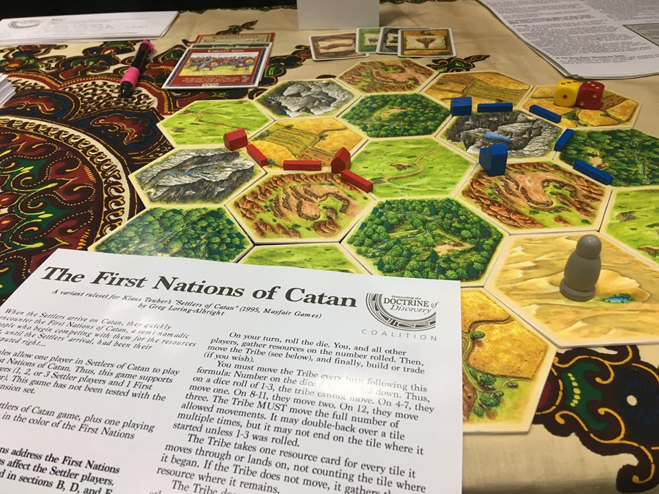 1st Nations of Catan