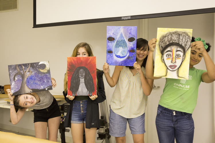 students-teen-art-council