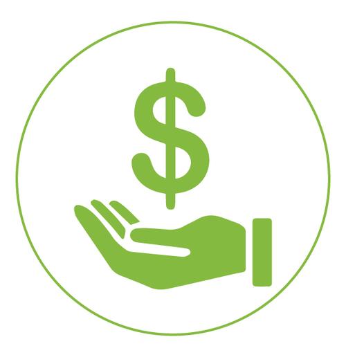 Money / hand
