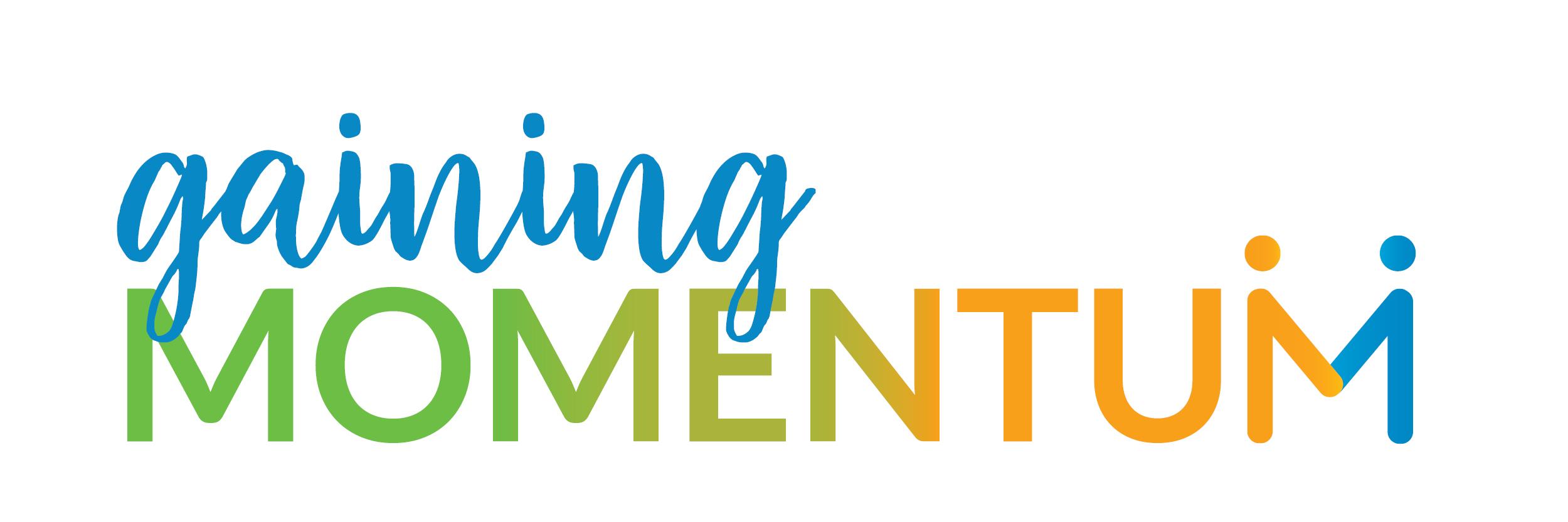 Gaining Momentum Banner