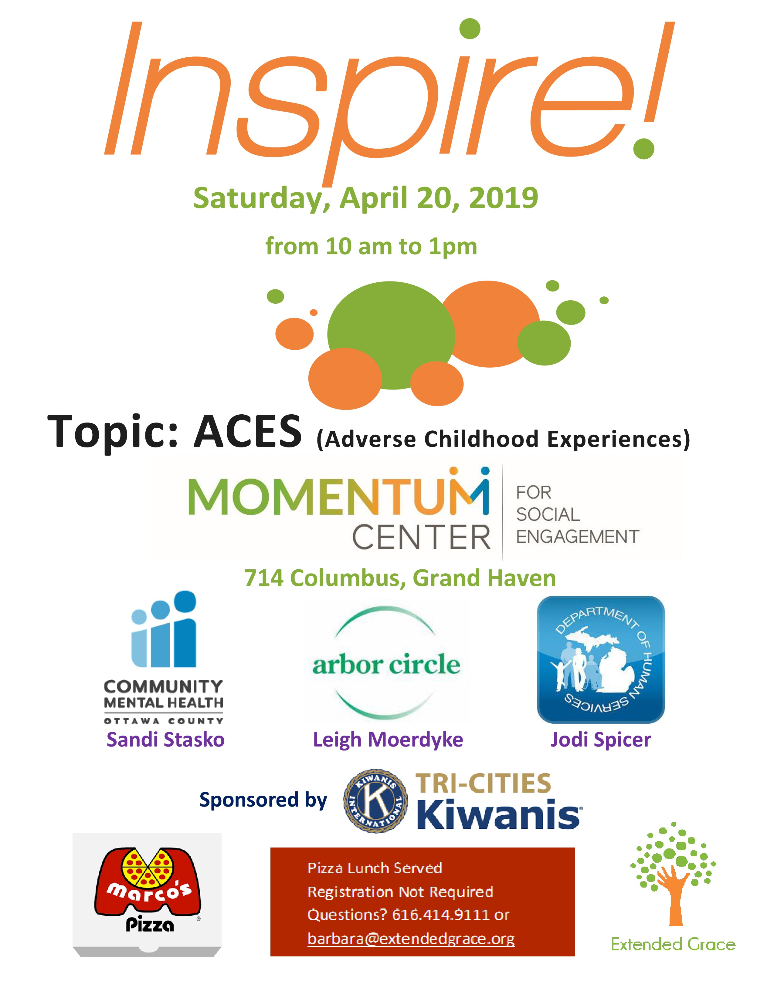 Inspire! Event on ACES