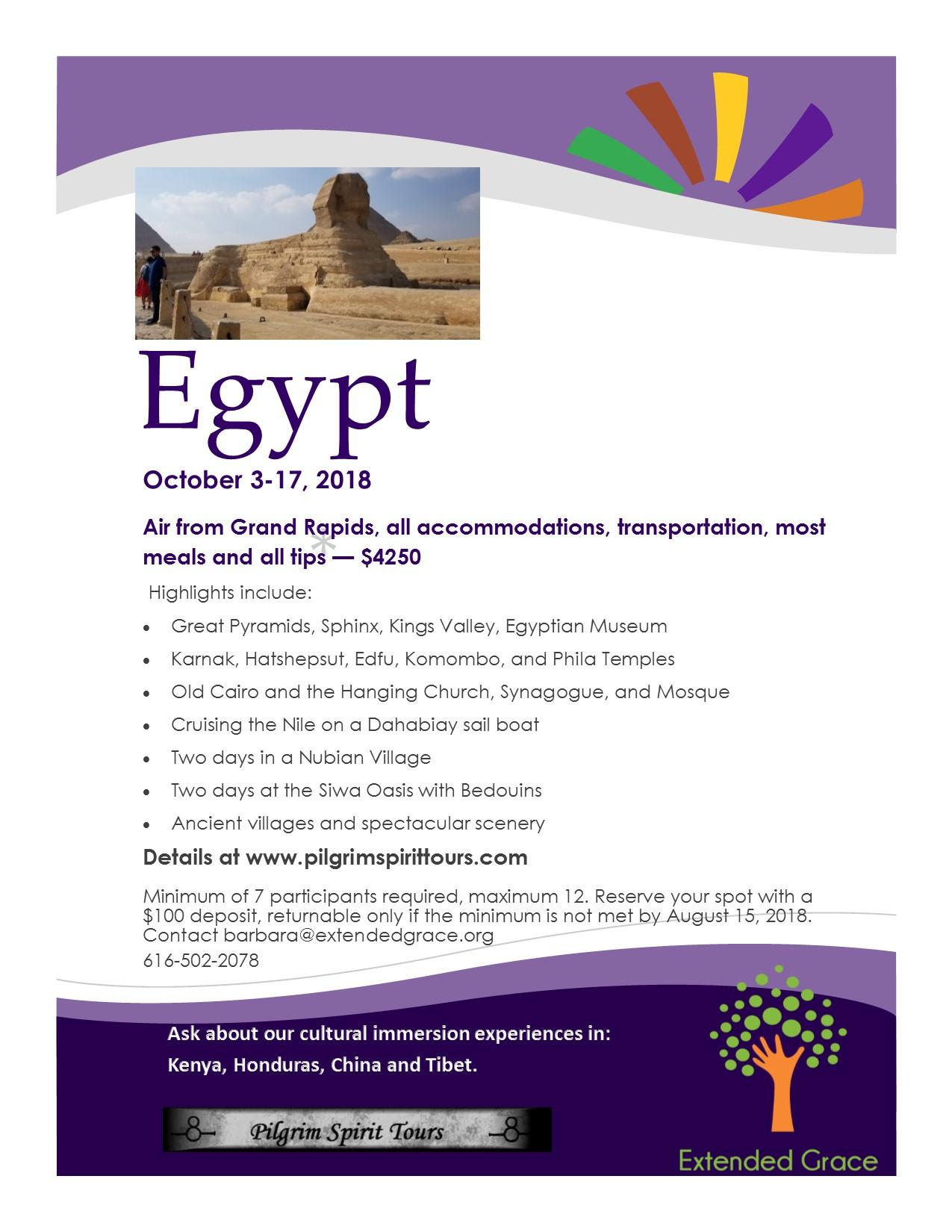 PST Egypt 2018