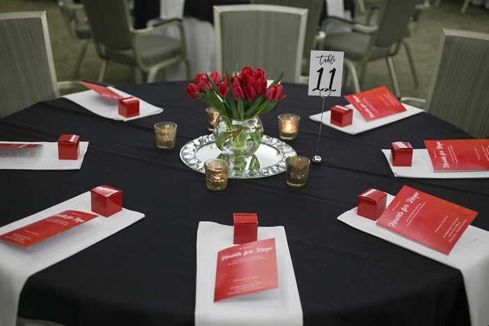 Hearts For Hope Event