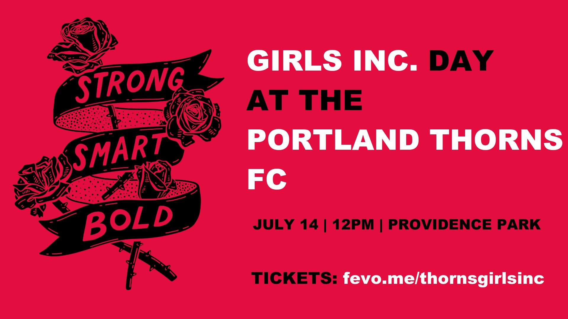 Girls Inc. Day at the Thorns