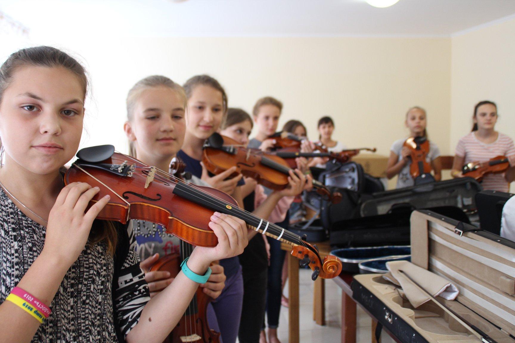 Donbas Violins
