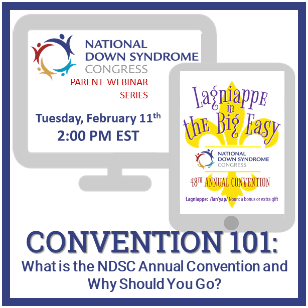 Parent Webinar:Convention 101 2020