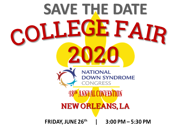 College Fair Save teh Date
