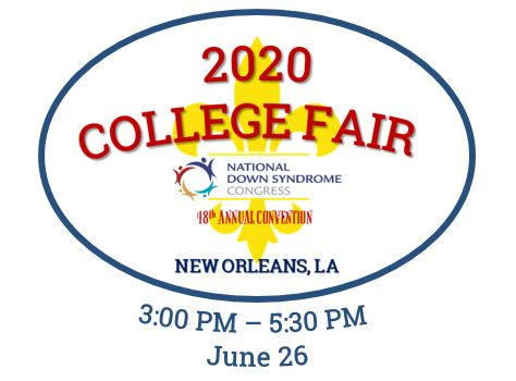 2020 College Fair _Circle Only
