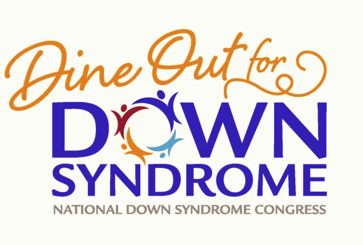Dine Out for Down Syndrome Logo