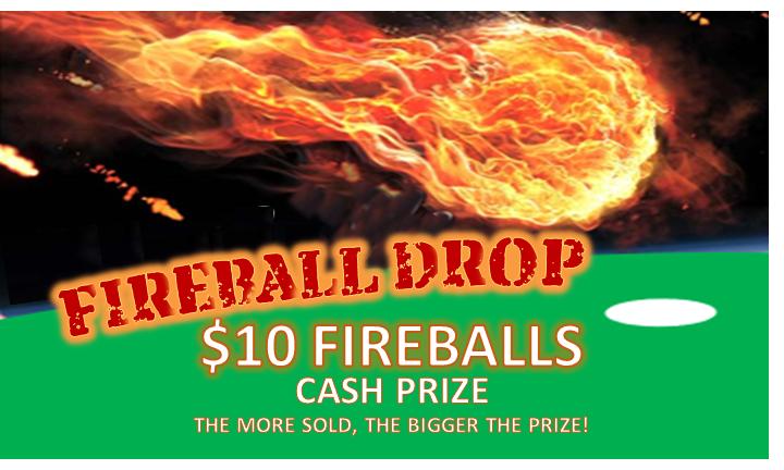 Fireball Drop