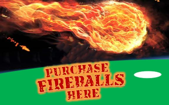 Purchase FIREBALLS HERE