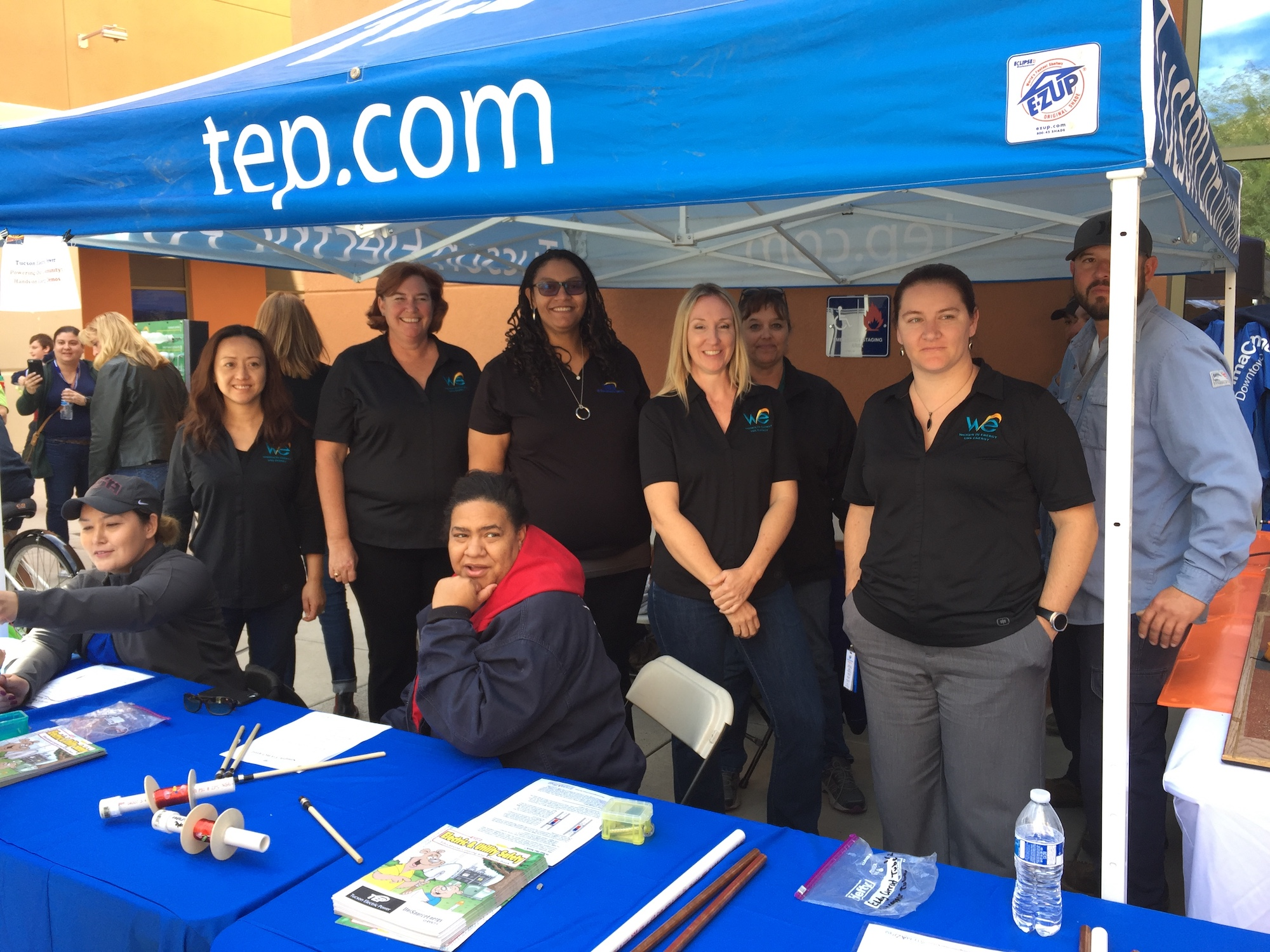 TEP in the Community