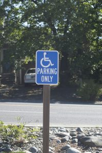 Correct Parking Sign