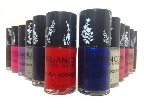 Nuance by salma hayek nail polish